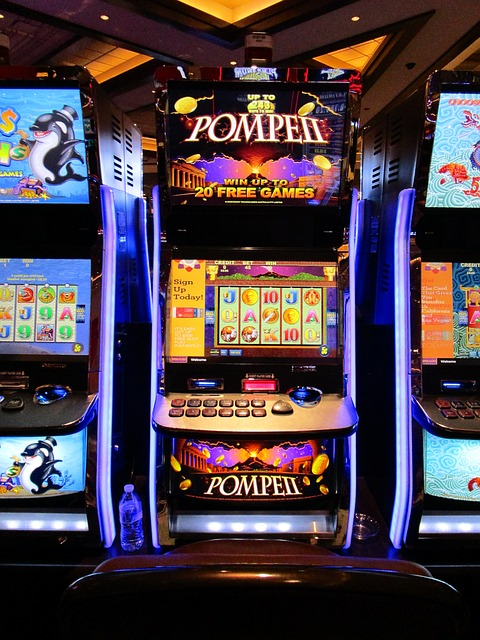 Online casino er big business